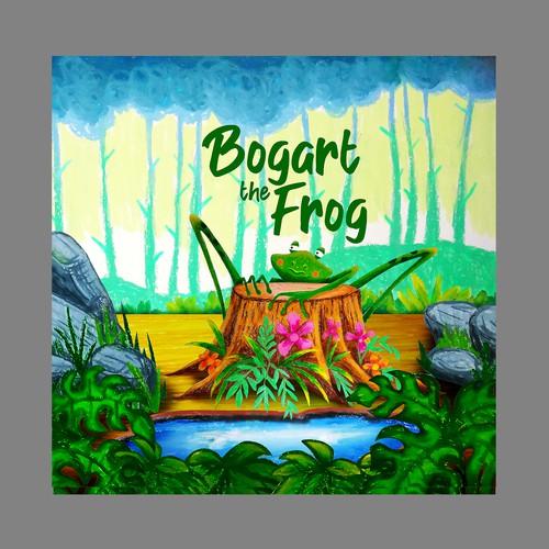 bogard the frog