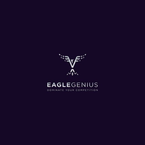 Logo Design for Eagle Genius