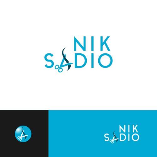 Logo for high end hair studio