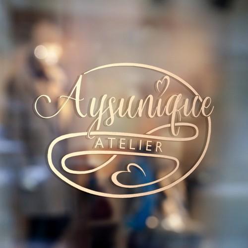 Logo for Aysunique Atelier