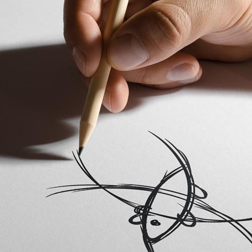 BrainBits: Help me create a design for a cutting edge medical research company!