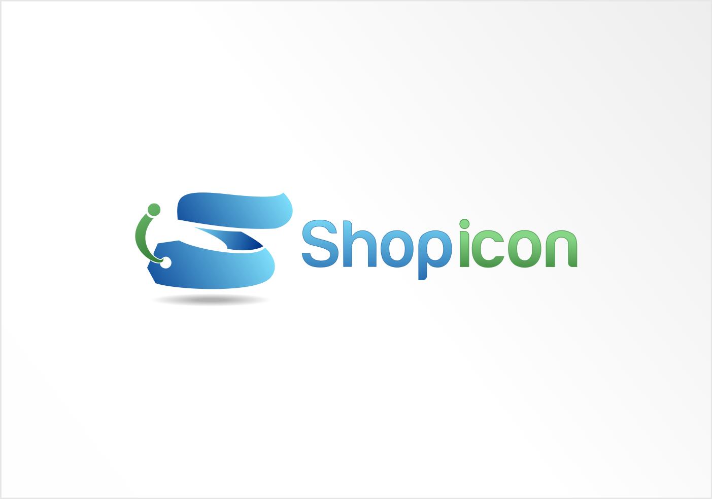 Shopicon needs a new logo