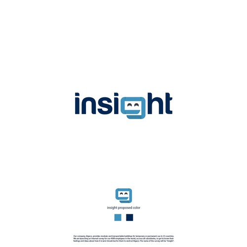 friendly logo for insight