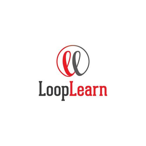 Logo for educational company