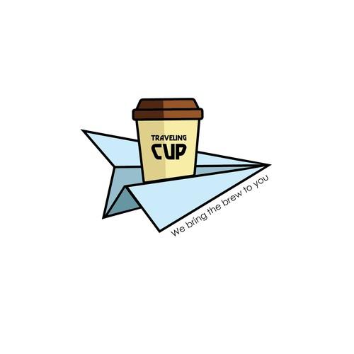 Logo for coffee beverage distributor