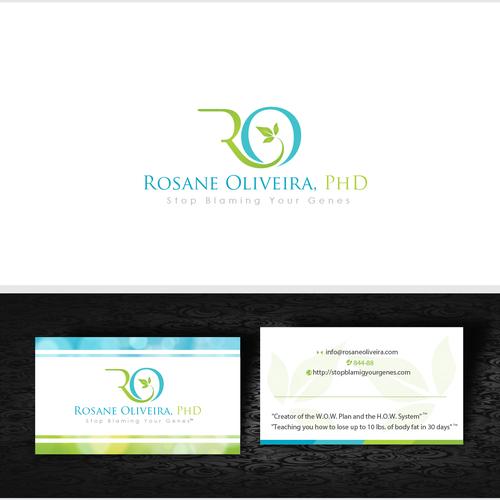 Rosane Oliveira Company Logo Design