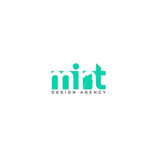 logo for Mint Design Agency