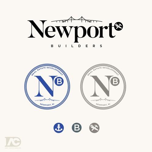 Newport Builders Logo