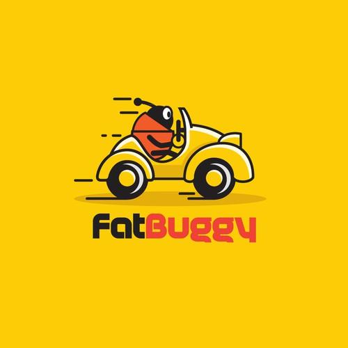 bug's car)