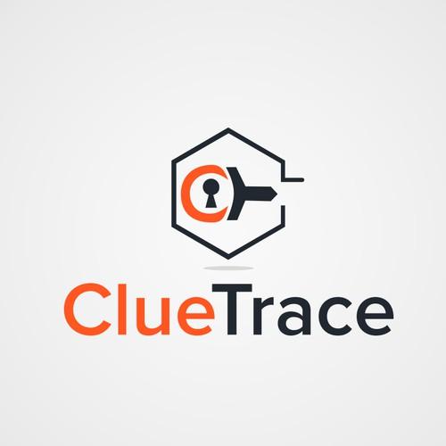 Logo for a Live Escape Room Website
