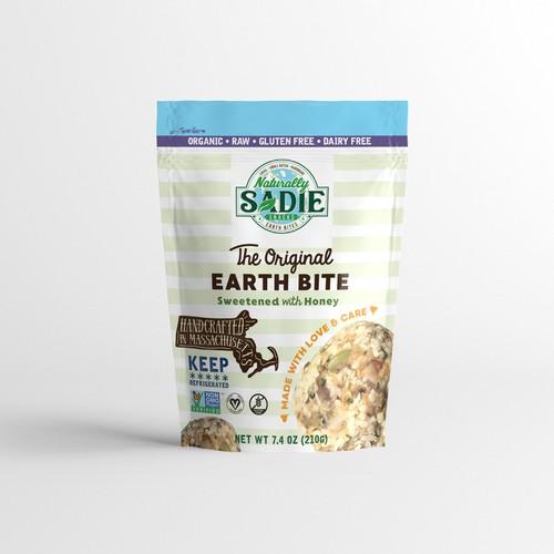 Organic Food Earth Bite