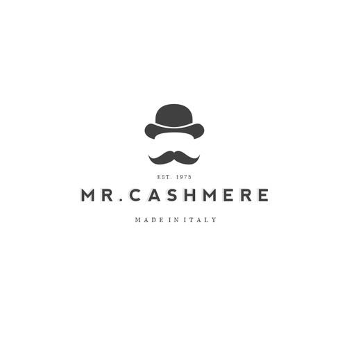 Modern Vintage logo for MrCashmere