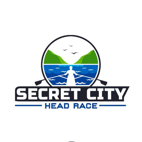 Logo for Secret City Head Race