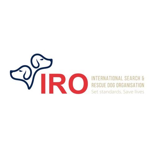 Logo for IRO.