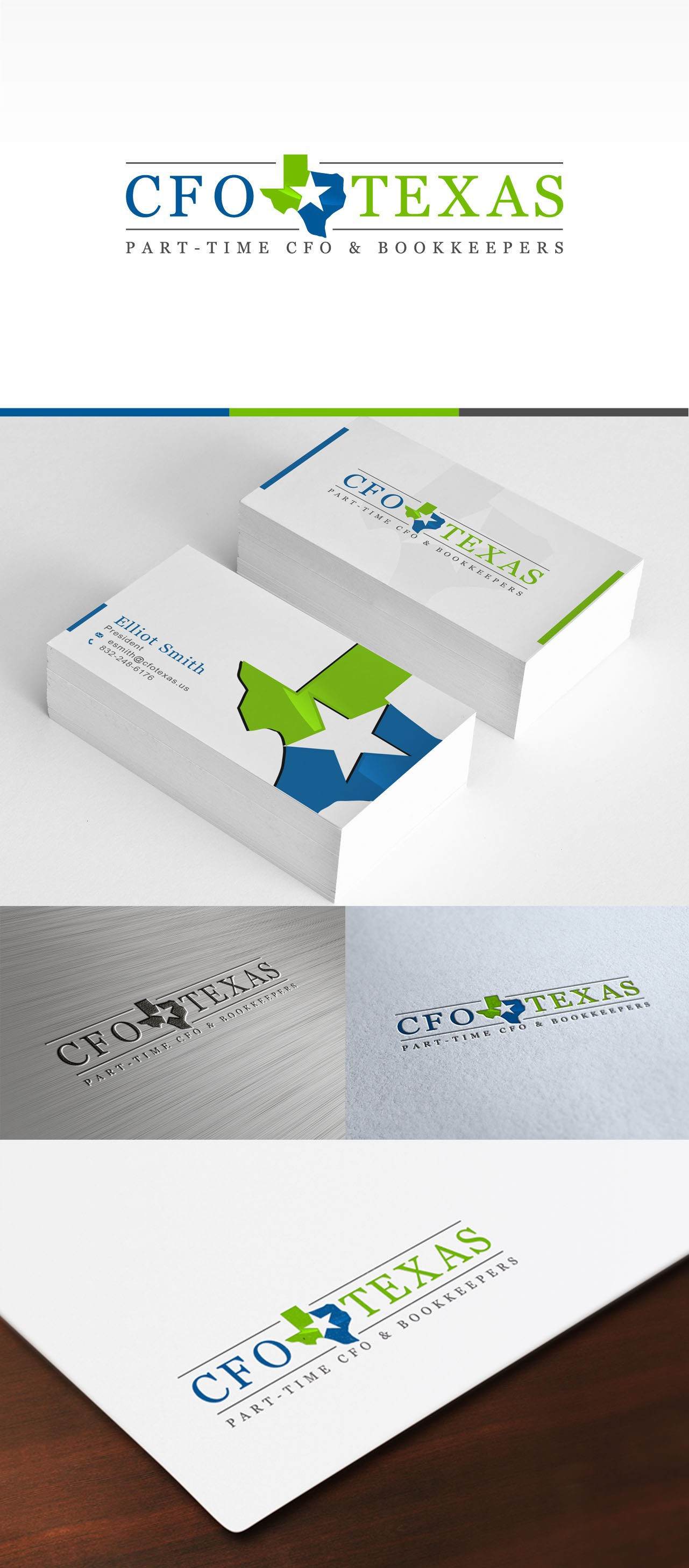 CFO Texas needs a logo! Will your design be the one?