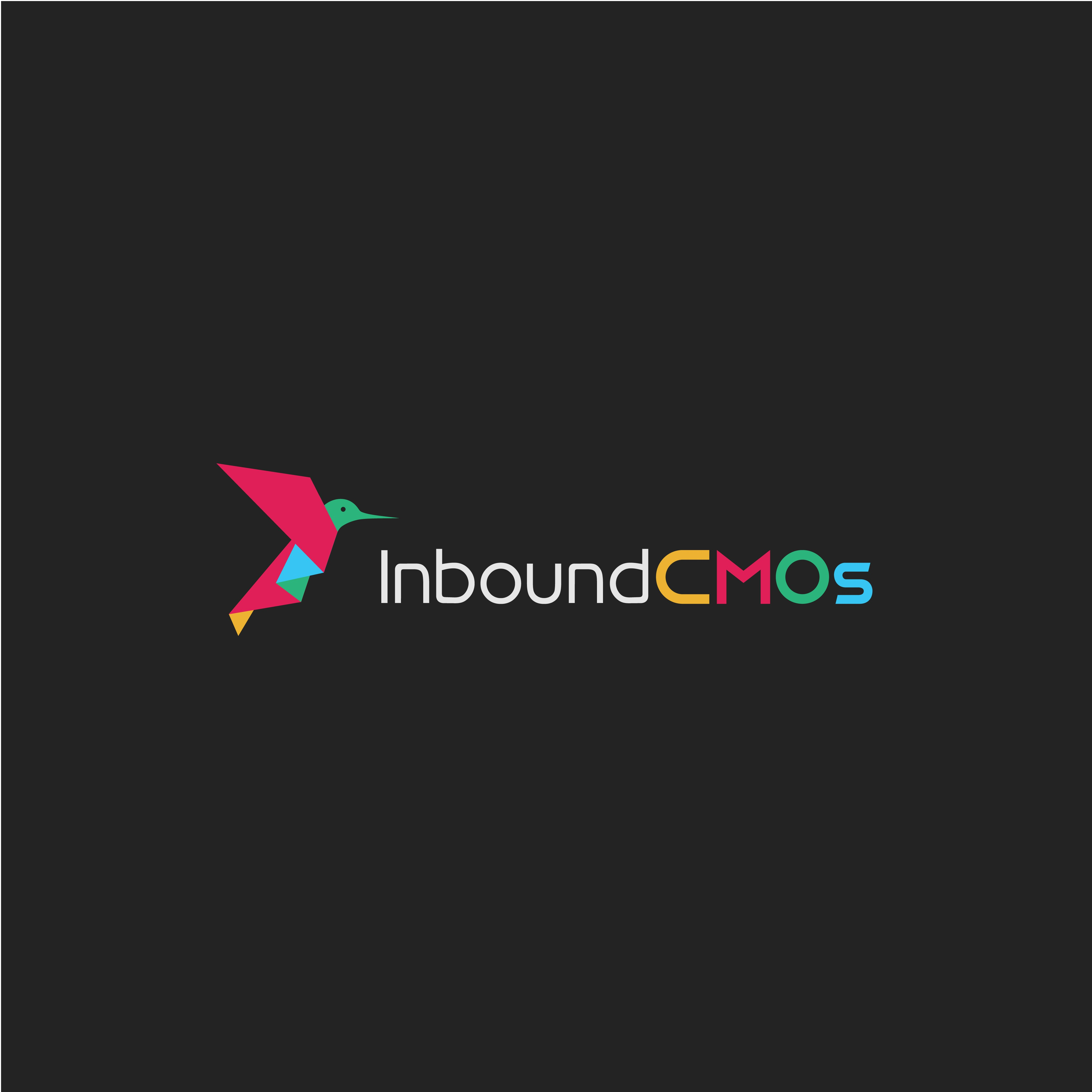Inbound CMOs need a Logo...you think you're up for the challenge?