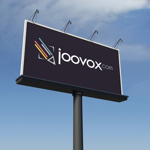 JOOVOX logo WANTED. Help a new company/website called joovox with an amazing logo!!