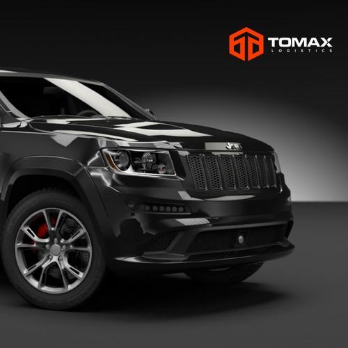 Tomax Vehicle Wrap