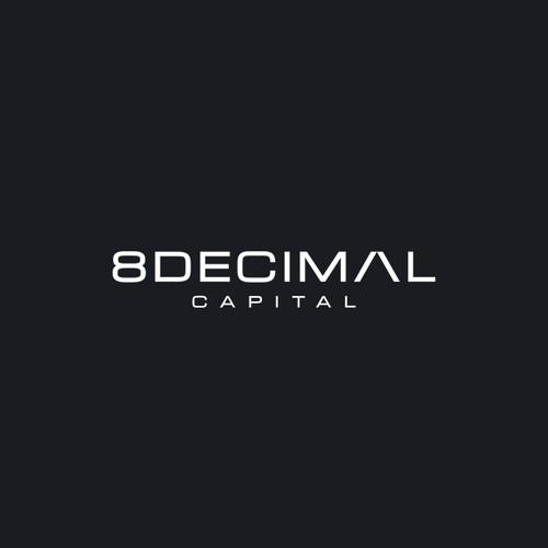 Minimalist Blockchain VC Logo & Card
