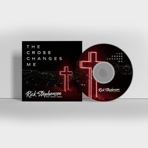 modern album cover