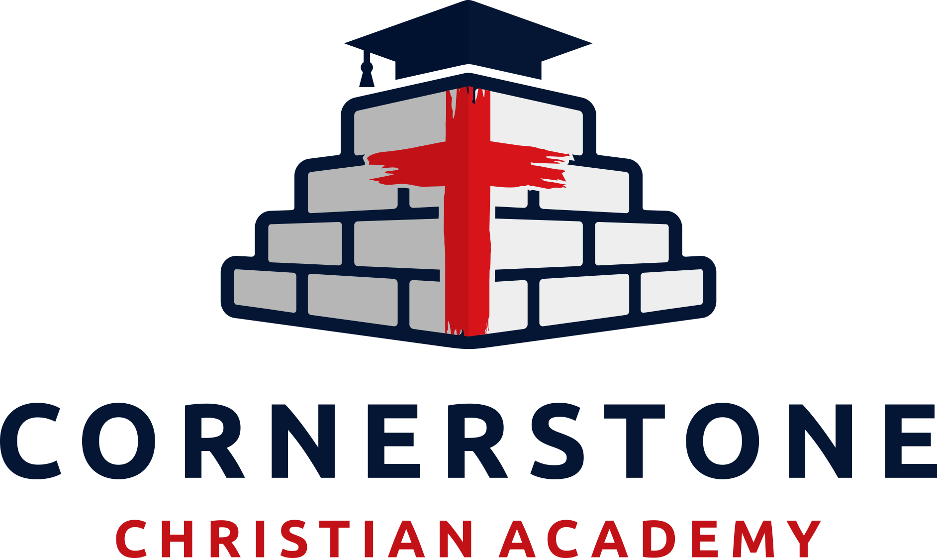 We need simple but identifiable design for local Christian Academy