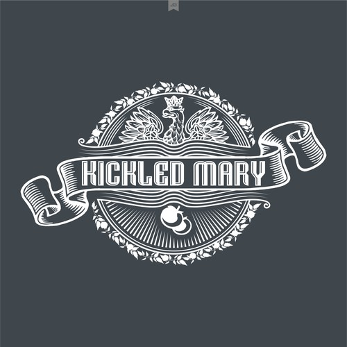 Kickled Mary Logo