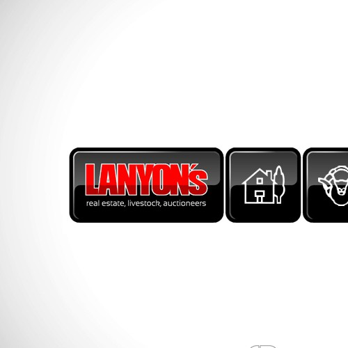 New LOGO & Image design wanted for Lanyons Real Estate