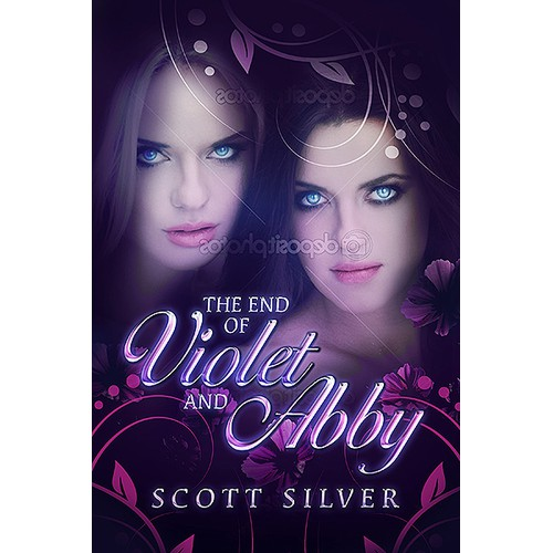 Sever the Past: The Violet and Abbey YA Book Cover Contest