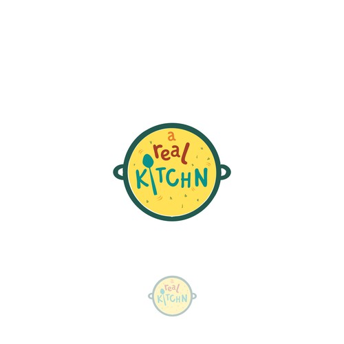 Cooking Show Logo Concept