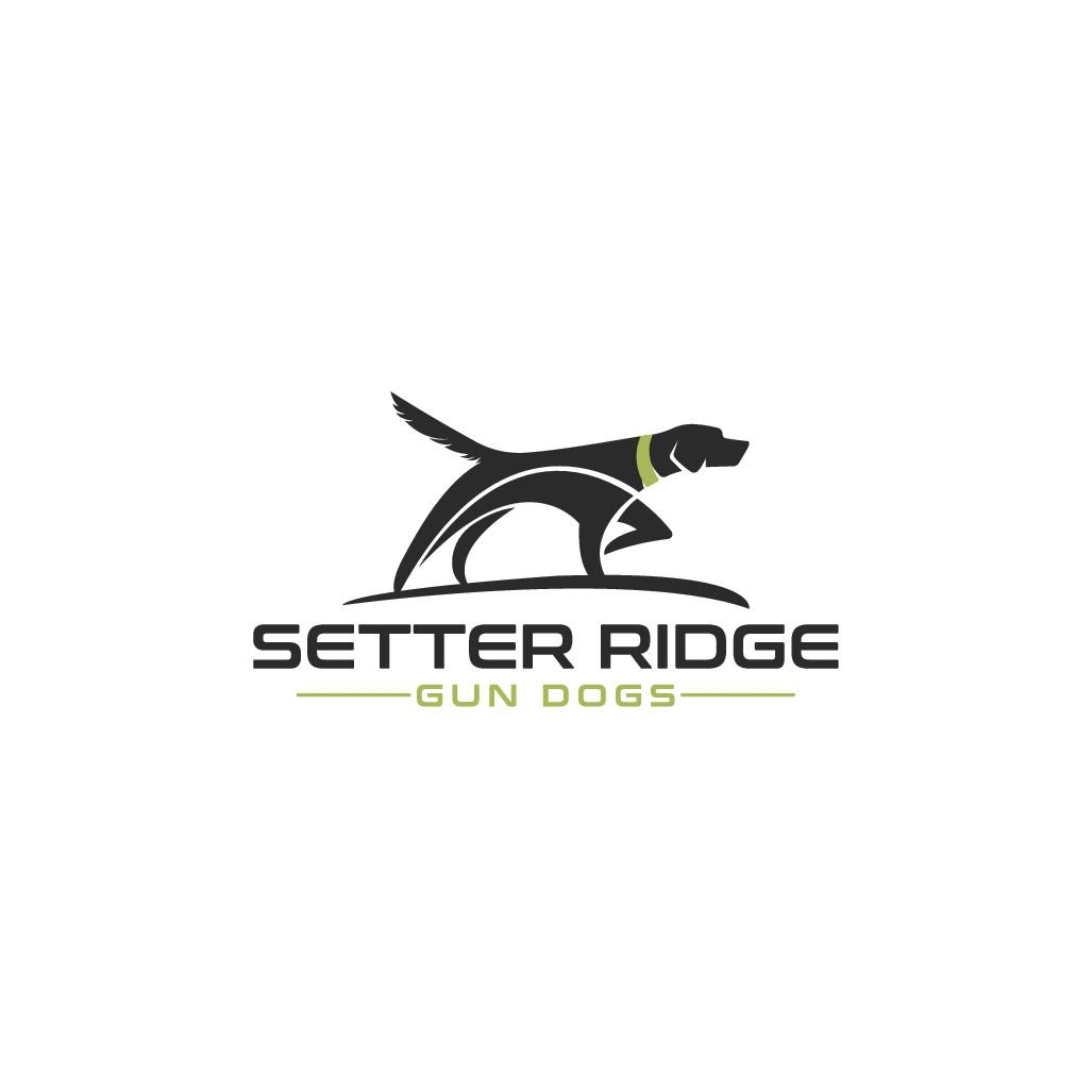 Setter Ridge Gun Dogs Logo Contest