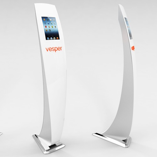 POS kiosk for out-of-office business