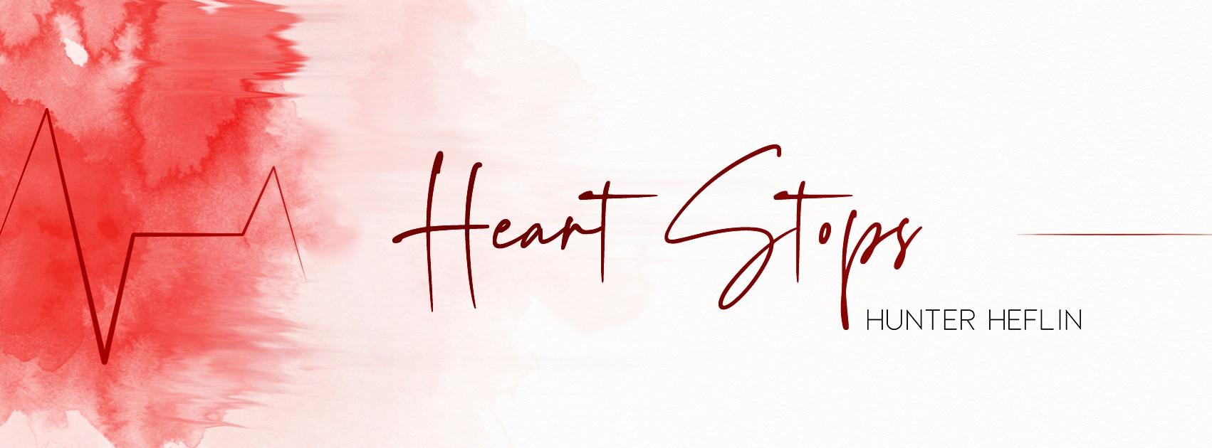 Heart Stops Album Artwork