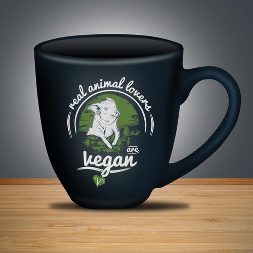 Vegan Mug