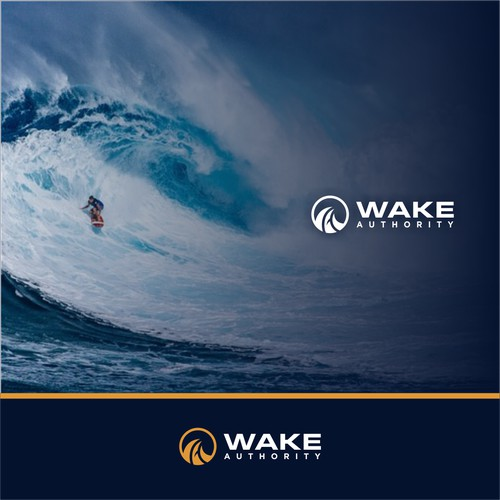Logo Design for Wake Authority