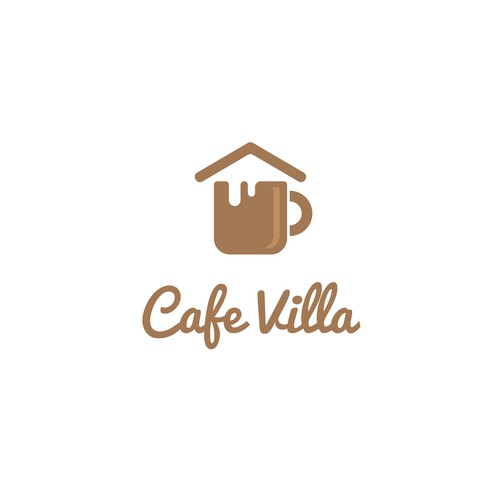 Logo for Cafe Villa