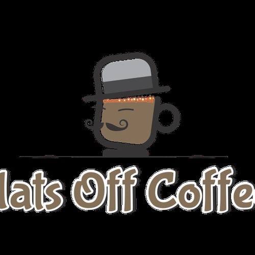 New logo wanted for Hats Off Coffee