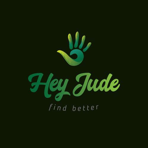 Hey Jude - logo for social enterprise
