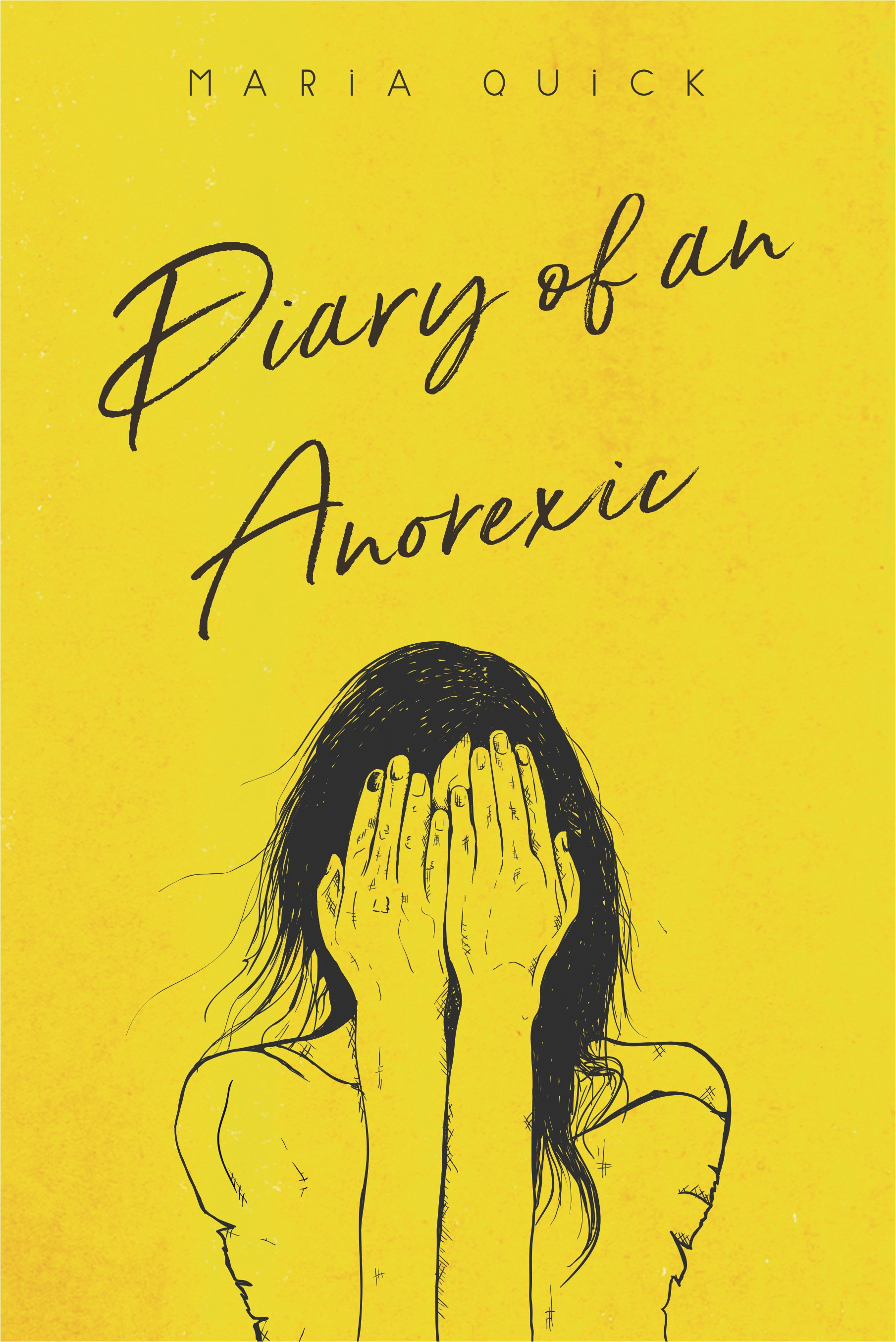 Cover needed for a fictional YA story about anorexia