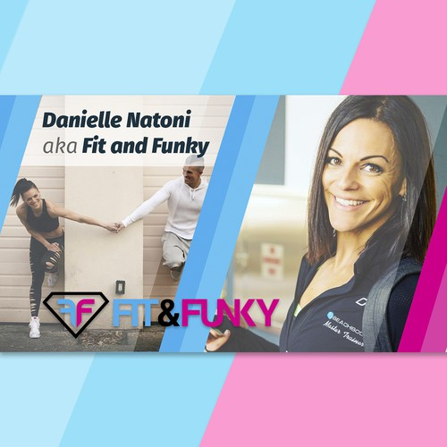 Facebook Cover for Fit&Funky trainer
