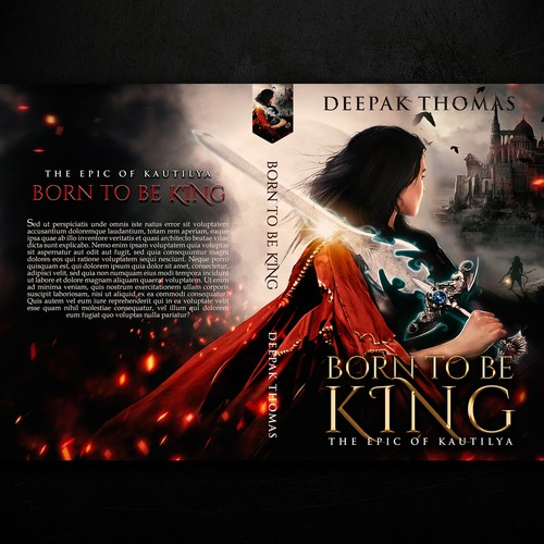 Born to be King, by Deepak Thomas