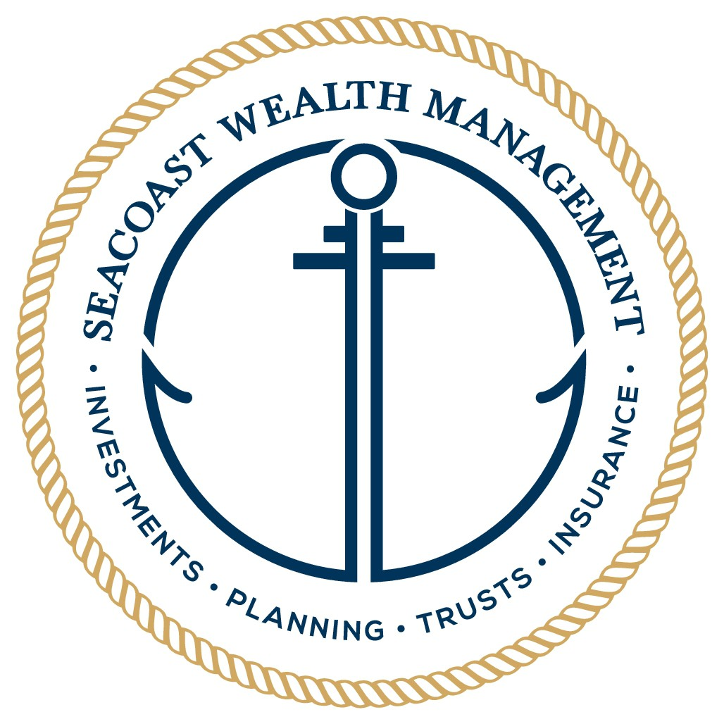 Lighthouse/Coastal themed design for Seacoast Wealth Management