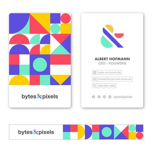bytes & pixels