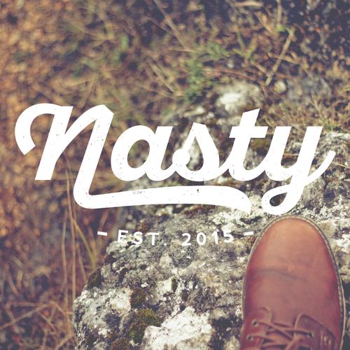 Nasty logo concept