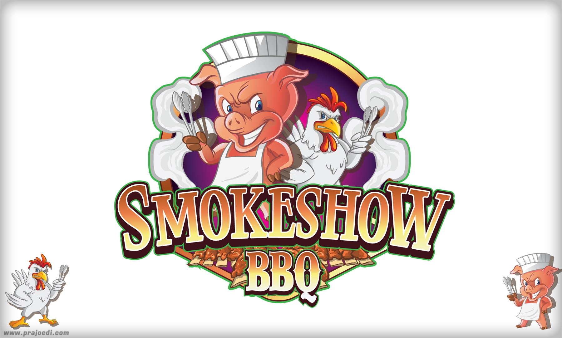 New logo wanted for SmokeShow BBQ