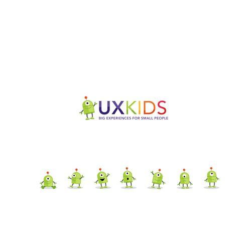 Uxkids logo