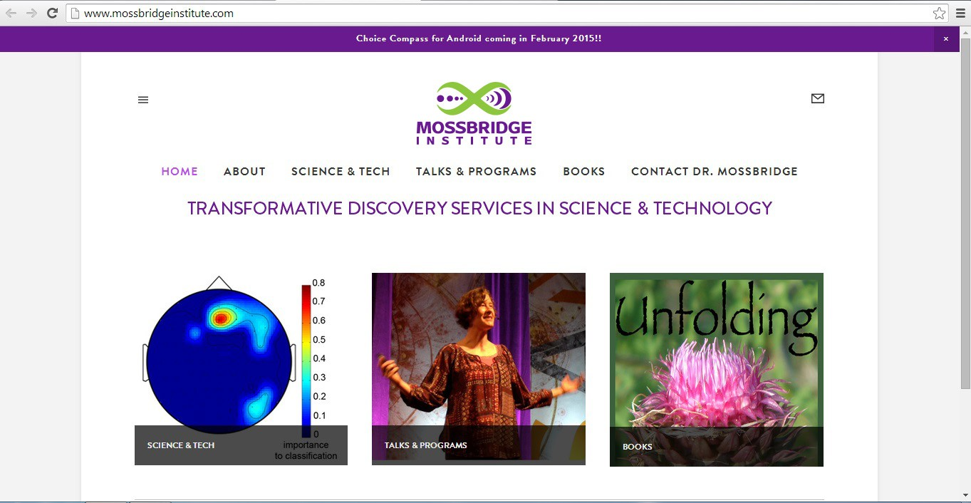 Create a logo for transformative science & tech services!
