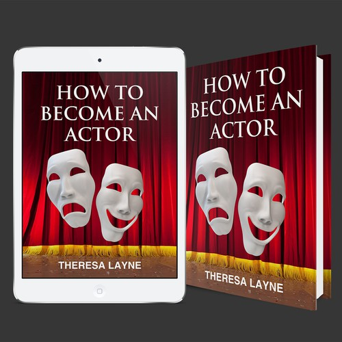 How To Become An Actor book cover