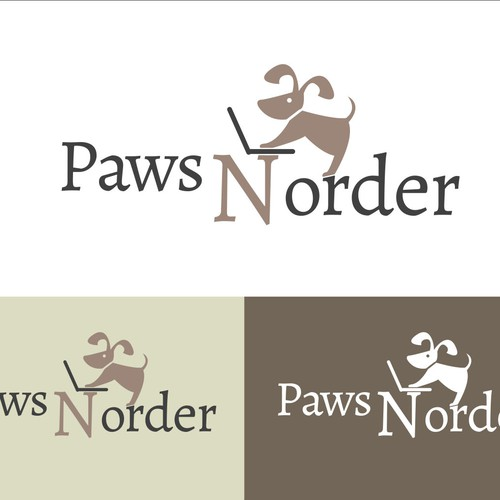 Logo for Paws N Order