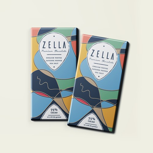 Zella Dark Chocolate