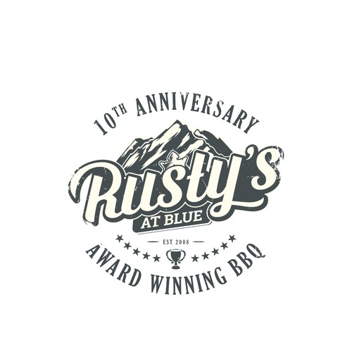 Rusty's logo re-design